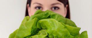 Vegetarmat blir stadig mer trendy