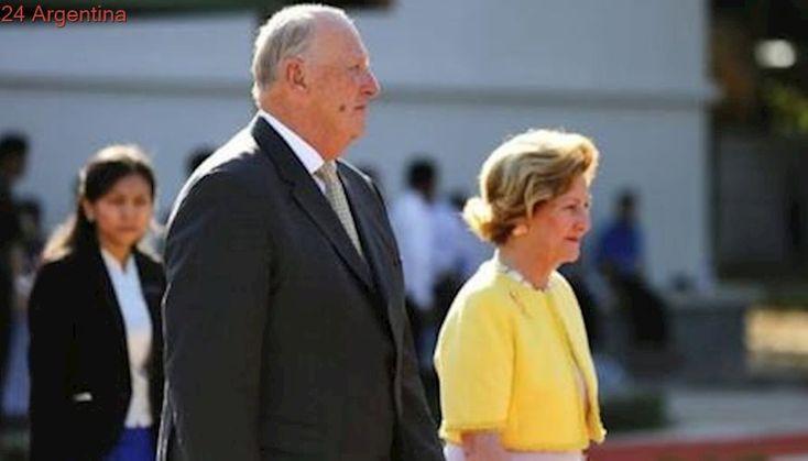 Los reyes de Noruega visitarán el país para reforzar los lazos económicos
