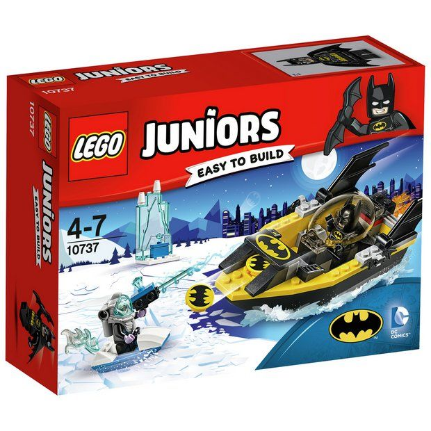 Buy LEGO Juniors Batman Vs Mr Freeze - 10737 at Argos.co.uk - Your Online Shop for LEGO, LEGO and construction toys, Toys.