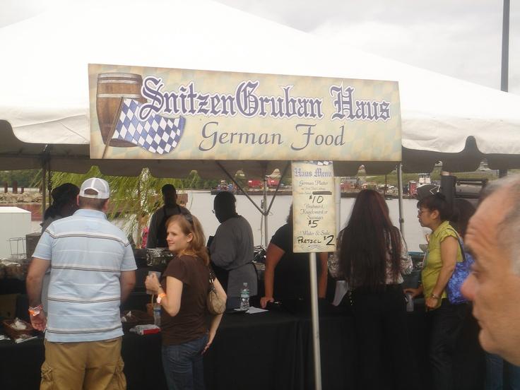 SnitzenGruban Haus German Food