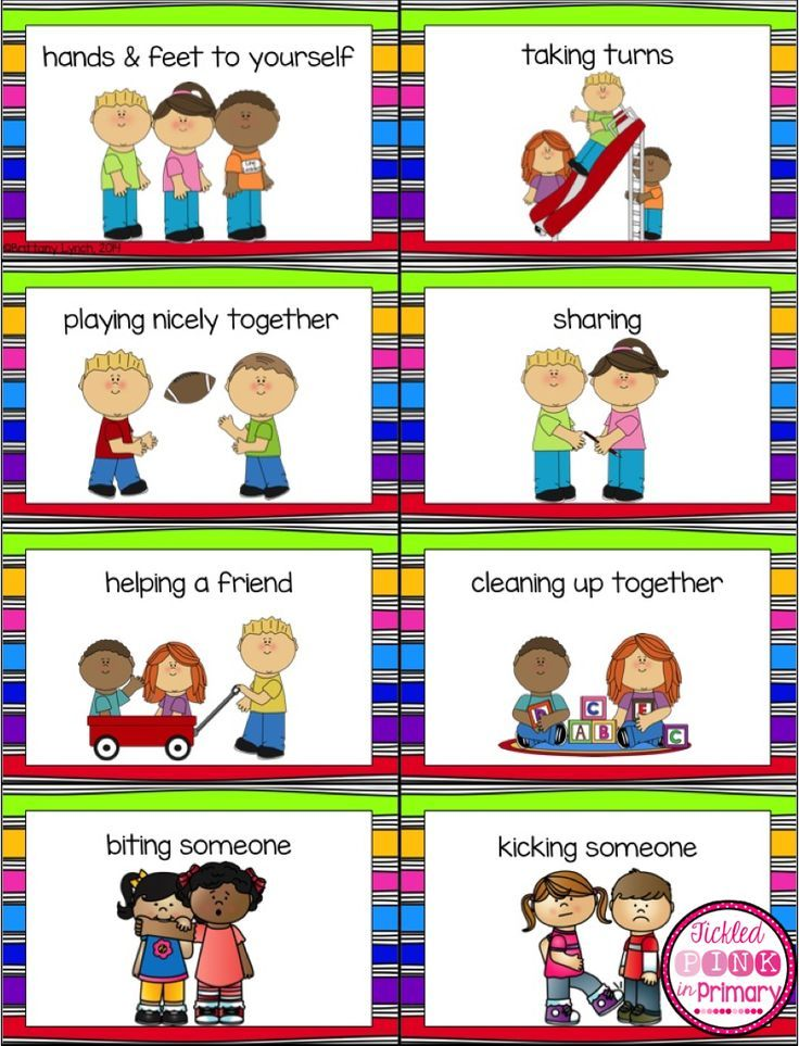 Problem Solving Charts Toddlers