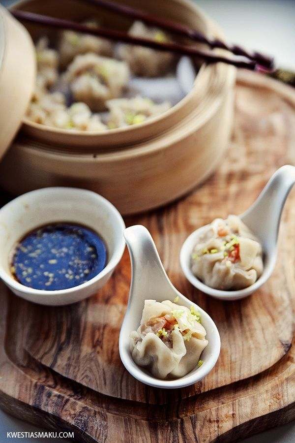 Chinese dim sum dumplings recipes