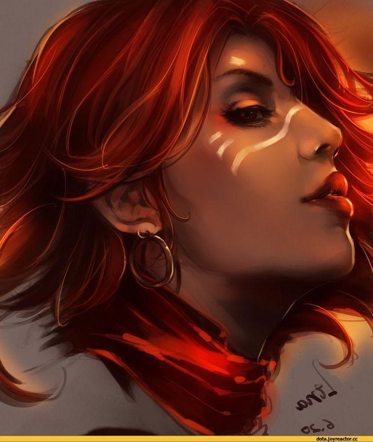 Lina Dota Art