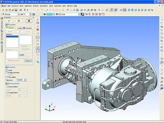 Computer-aided Design (CAD) Content: http://ift.tt/2ke0lCP Gambar Mesin