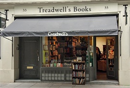 Treadwell's Books - London. Magick and Occult Books, Items & Events  33 Store Street, Bloomsbury WC1E 7BS