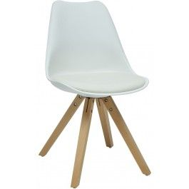 Parisot Hannover Set Of 4 Chairs - White