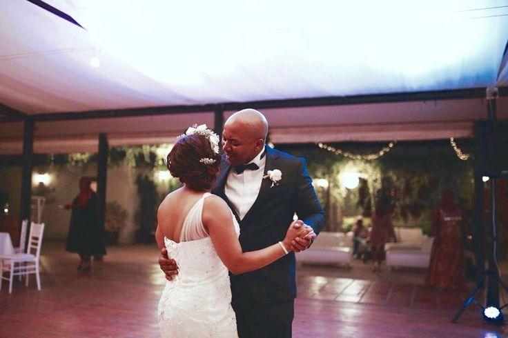 Rustic, vintage wedding. Roses, Baby's breath. Hessian, Burlap. Oil lamps. Event planner | Wedding planner | Florist | Floral designer | Cape Town