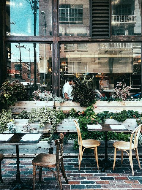 outdoor, cafe