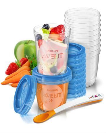 Avent Philips для детского питания 20 шт  — 2500р. ------------- Контейнеры Avent Philips для детского питания удобно брать с собой в поездки или пользоваться ими дома. В наборе - 10 шт. по 180 мл и 10 шт. по 240 мл.