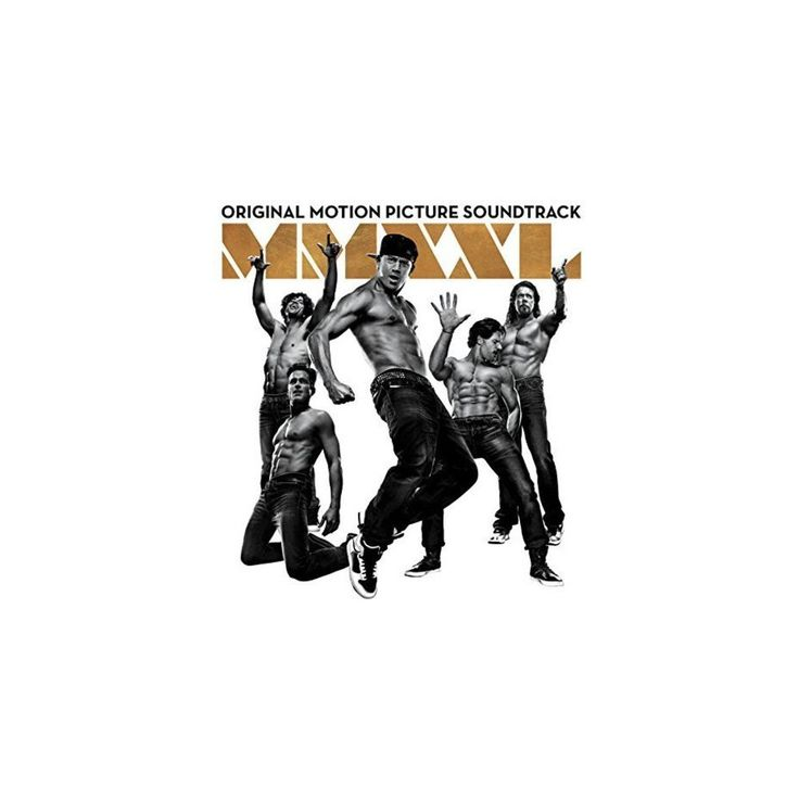 Magic Mike Xxl & O.S.T. - Magic Mike Xxl /O.S.T. (CD)
