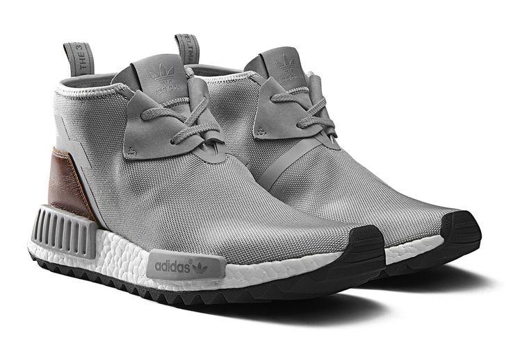 adidas to Introduce Trail Edition of the NMD C1 Chukka - EU Kicks: Sneaker…