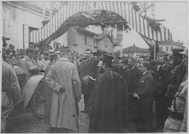 Florina 10 May 1918