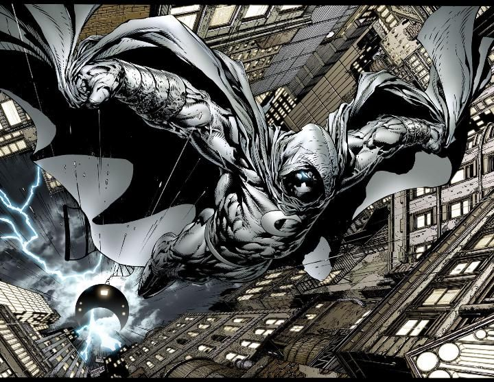 moon knight - Google Search