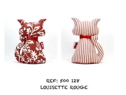 LOUISETTE ROUGE Emmanuel Création