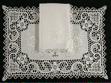 Reticella Lace Doilies and Runners 100% Linen https://thelaceandlinensco.com/store/products/reticella-lace-doilies-and-runners-100-linen  #lace #doilies