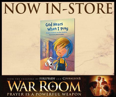 God hears when I pray #WarRoomSA