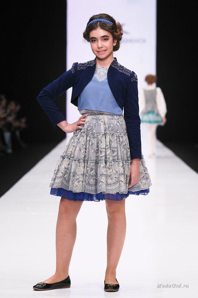 Детская мода: Veronica Kanashevich, осень-зима 2016-2017