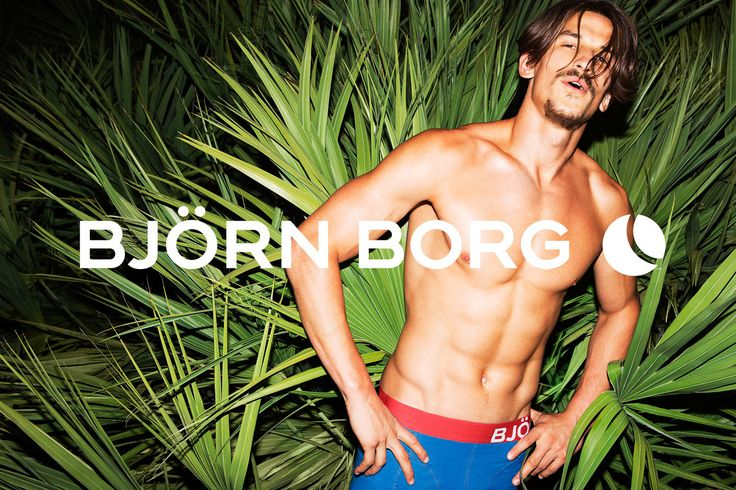 Björn Borg Unforgettable nights campaign – Made To Order