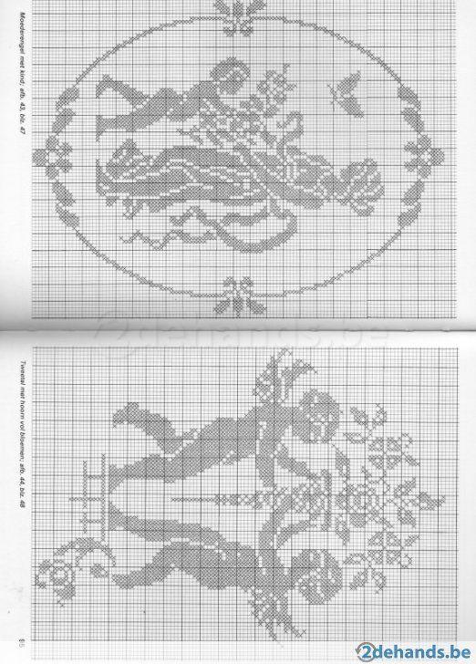 Filet Crochet Heart Pattern