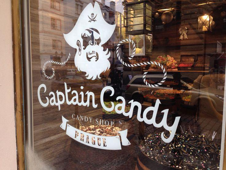 Captain Candy Prague  #reiseempfehlung #reisetipps