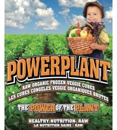 PowerPlant Whole Foods - Veggie shots, great for smoothies