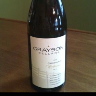 Grayson Chardonnay