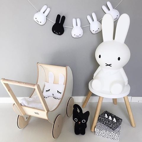 Don't you just love all of those cute items for kids...Miffy lamp is available in store at istome.co.uk ✨ Gorgeous image by the lovely @willieandmillie.