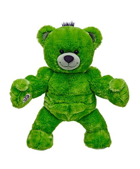 17 in. Hulk Bear | Build-A-Bear Workshop