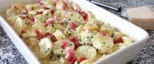 Kartoffeln alla carbonara