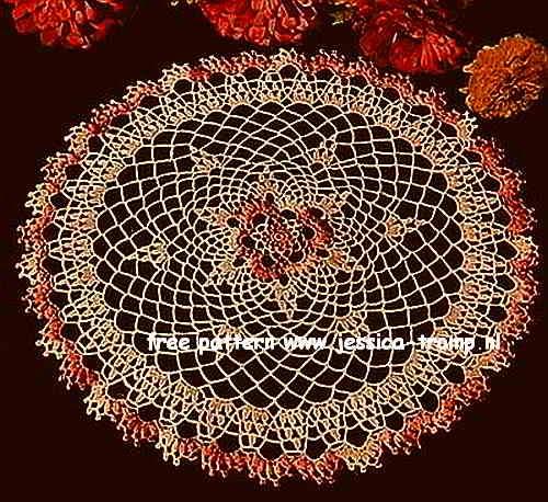 8 Best Grille Images On Pinterest Crochet Patterns Crochet Granny