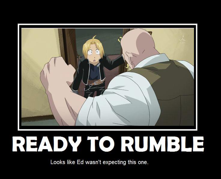 Ready to Rumble by Nefertekas.deviantart.com