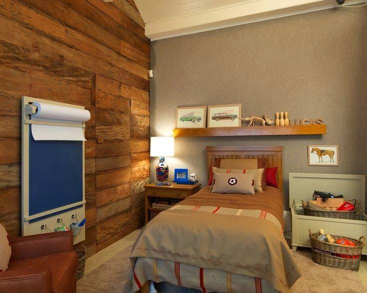 Ideias para decorar quarto de meninos QUARTO MENINO