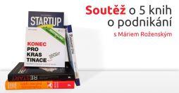 5 knih o podnikaní