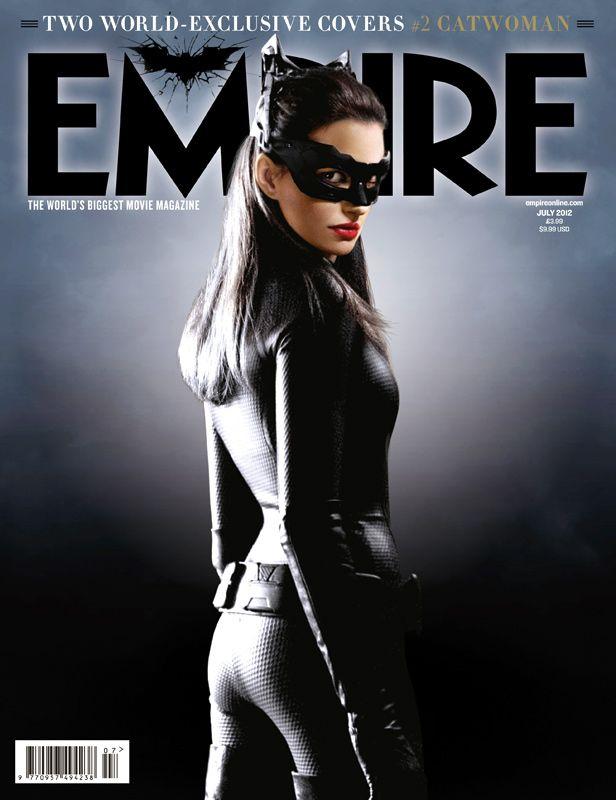 Cat WomanDark Night, Halloween Costumes, Cat Women, Knights Rise, Empire Magazines, Magazines Covers, Dark Knights, Christopher Nolan, Anne Hathaway
