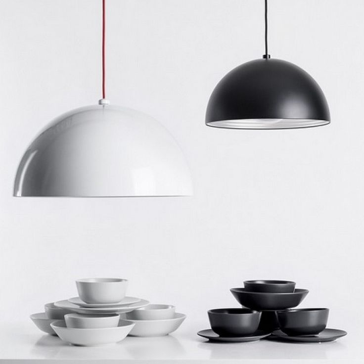 111 best kitchen lighting images on pinterest kitchen lighting seed design dome medium pendant light mozeypictures Images