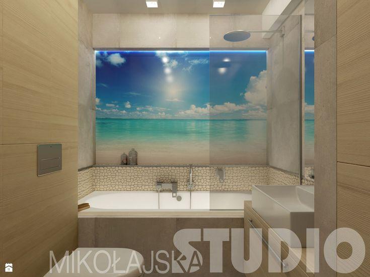 nastrojowa łazienka - zdjęcie od MIKOŁAJSKAstudio - Łazienka - Styl Nowoczesny - MIKOŁAJSKAstudio