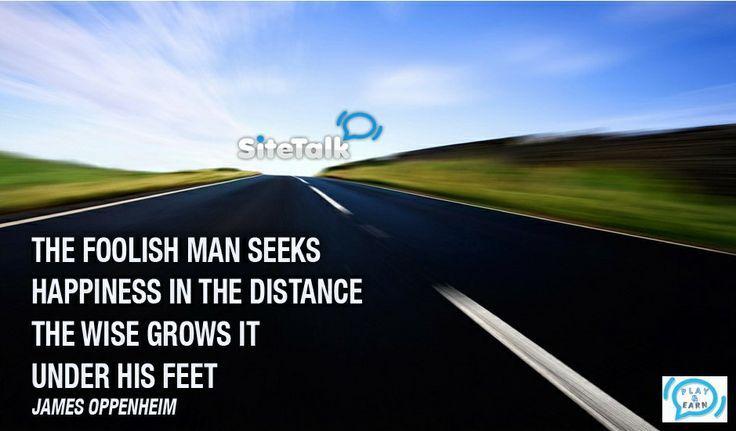 Help me grow #SiteTalk and I help you grow yourself !