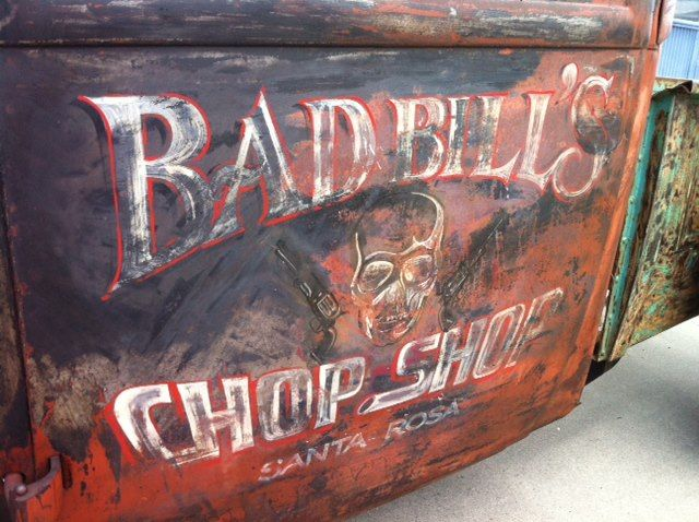 77 Best Hot Rat Rod Door Art Images On Pinterest Shop