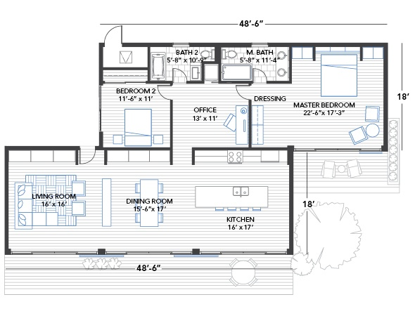 Glide House Plans