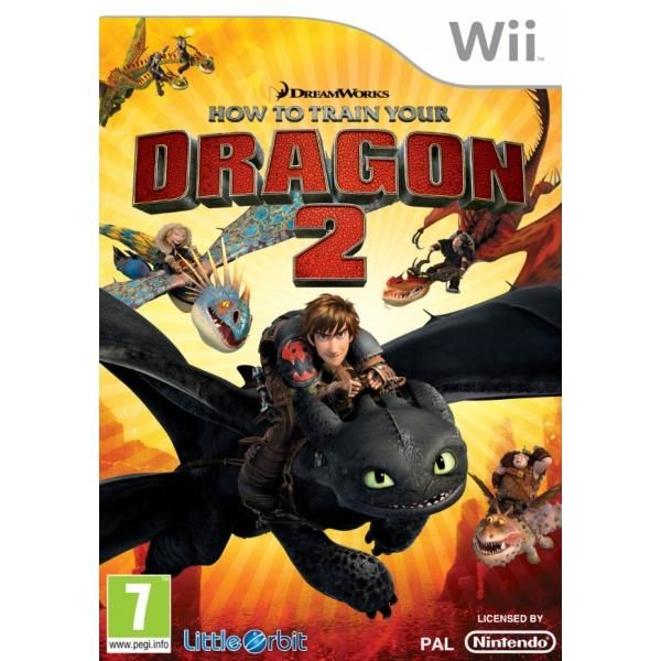 How To Train Your Dragon 2 Wii Game | http://gamesactions.com shares #new #latest #videogames #games for #pc #psp #ps3 #wii #xbox #nintendo #3ds