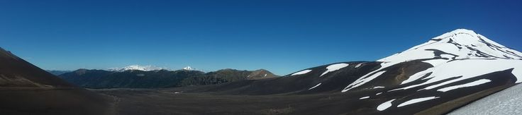 Centro de Ski Corralco, IX región, Chile