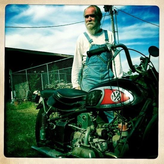Von Dutch Motorcycle Xavw Traffic Club