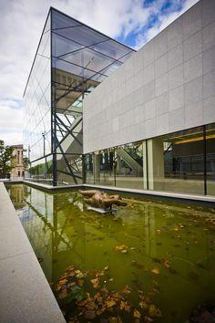 Centro de Convenções de Bruxelas – Bélgica | concursosdeprojeto.org