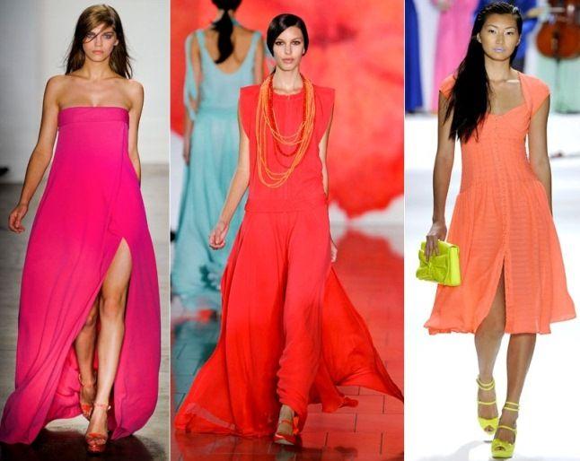 #moda #fashion Abiti e accessori #fluo - http://www.amando.it/moda/abbigliamento/abiti-accessori-fluorescenti.html