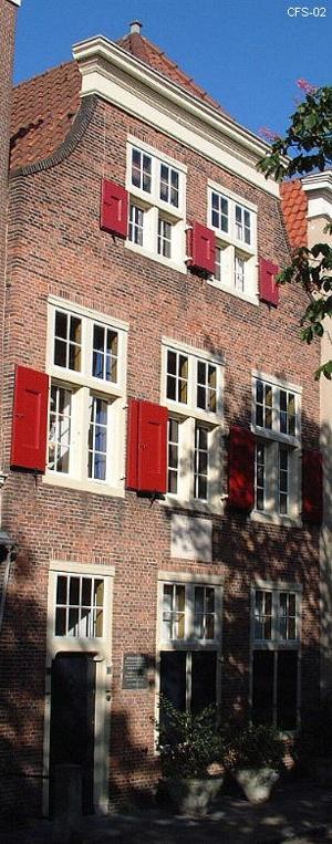 Spinozahuis / Paviljoensgracht