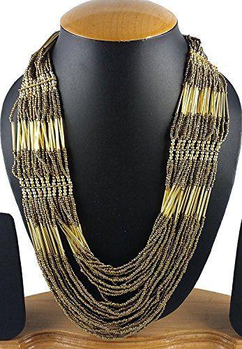 Designer long Copper and Golden beaded Women Necklace Jew... https://www.amazon.com/dp/B01NC2YSWL/ref=cm_sw_r_pi_dp_x_10RMybKPQTY7K