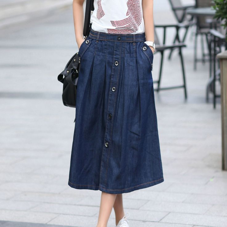 17  images about Maxi and mid long skirts on Pinterest | Maxi ...