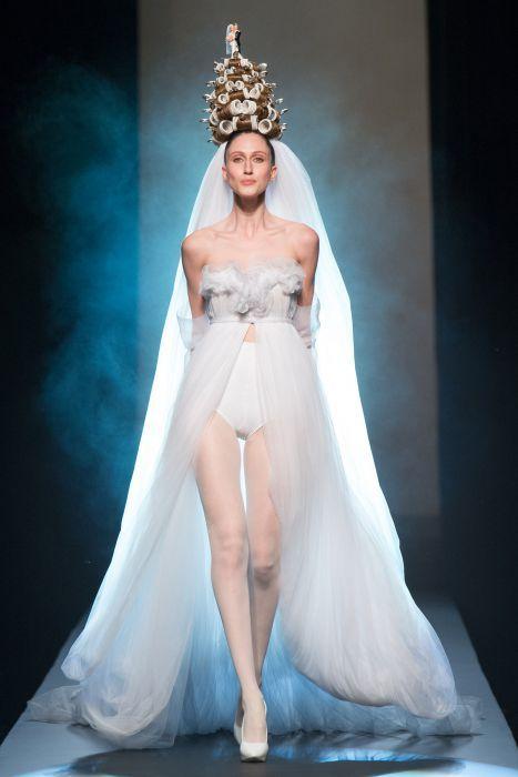 Jean-Paul Gaultier - Haute Couture Fashion Week Paris 2015