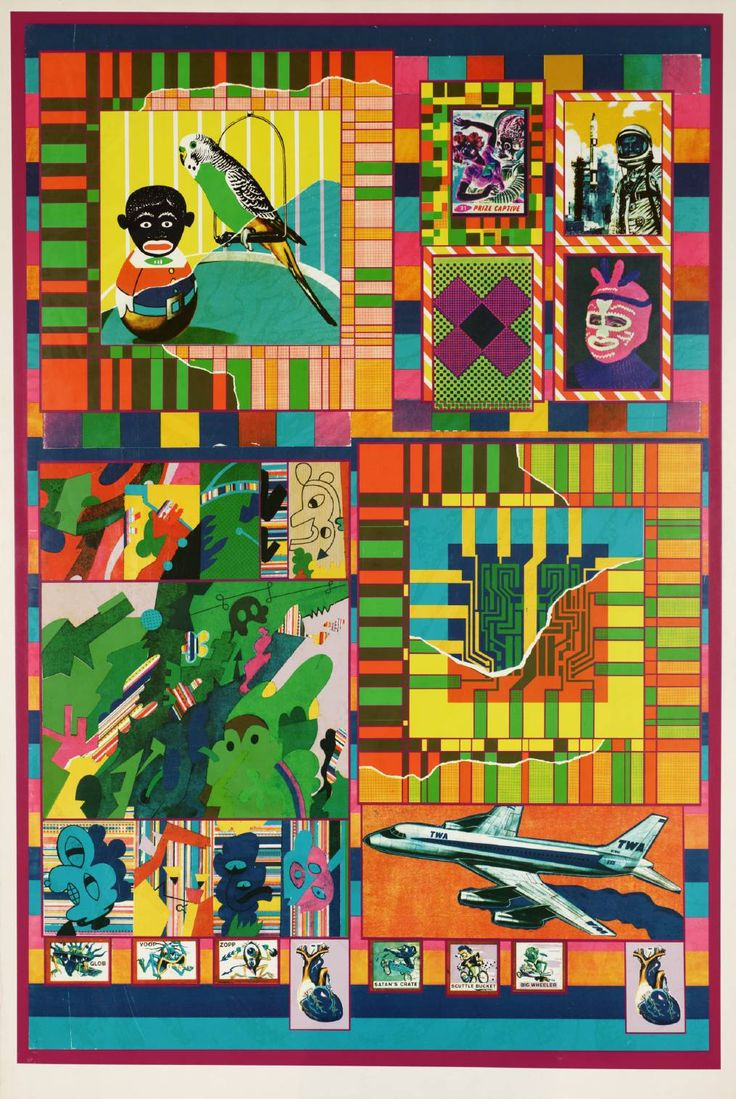 36 best Paolozzi Art images on Pinterest   Eduardo paolozzi, Art pop ...