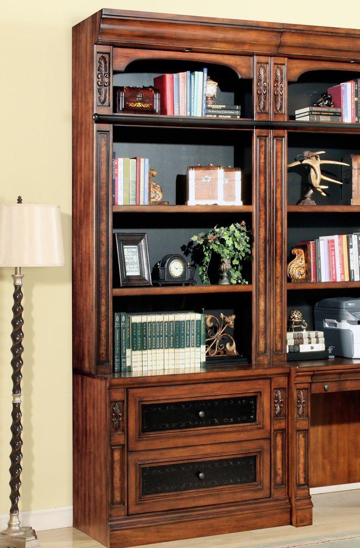 Shop For The Parker House Leonardo Lateral File Hutch At Hudsons Furniture